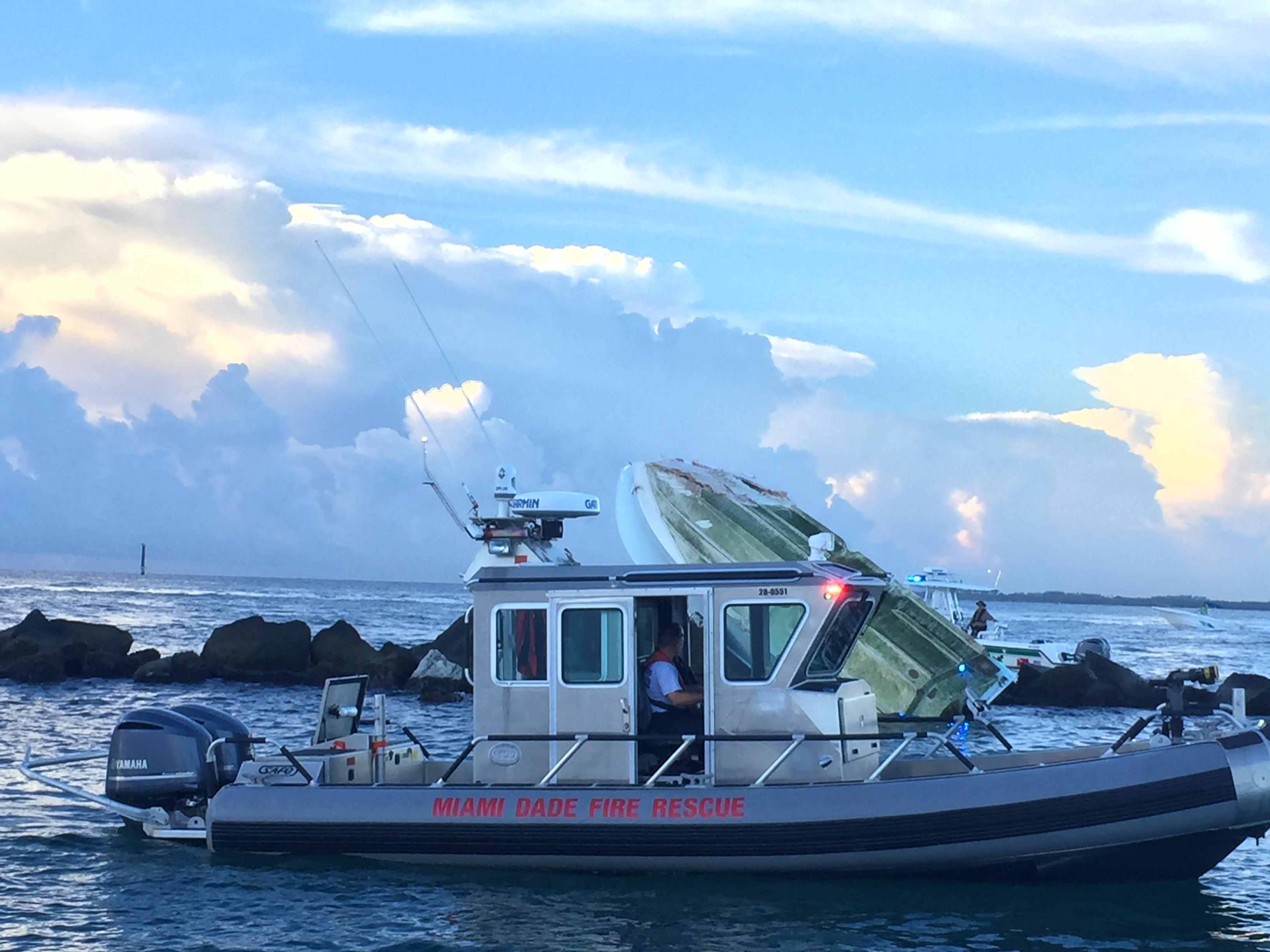 Courtesy Miami-Dade Fire Rescue